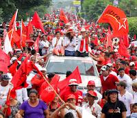 Olanchito,Honduras,elecciones 2013
