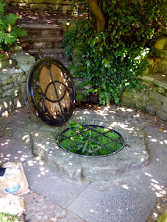 Chalice Well, about Britain, Glastonbury