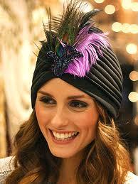 By sisters tocados y complementos turbantes para una boda - Turbantes para bodas ...