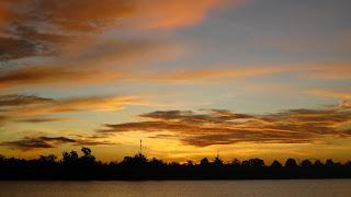 sunrise kampot bodhi villa