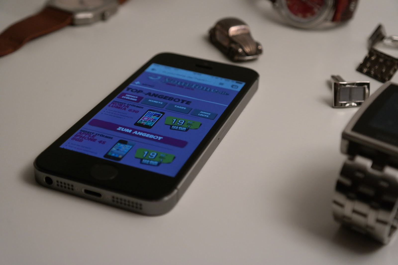 Mehr für Dich - Das iPhone 5s im Vergleich zu meinem Android Phone | yourfone