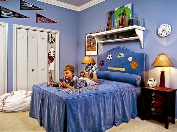 Dormitorios juveniles - Combinar colores habitacion ...