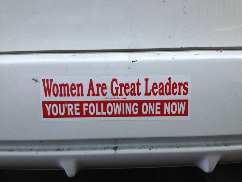 """women are great leaders Women should not need to engage in corporate jujitsu in order to succeed as strong leaders """"at some point in their careers, women leaders will need to make explicit (rather than implicit) demands of others, and requiring that women express dominance only in specific, relatively narrow ways is not a path to gender equity."""
