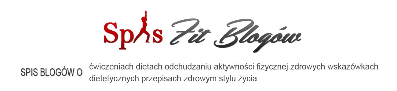 Spis Fit Blogów - blogi o odchudzaniu, treningach i motywacji