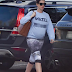 Pregnant Actress - Anne Hathaway Heads To Gym ...Shows Off Her Baby Bum