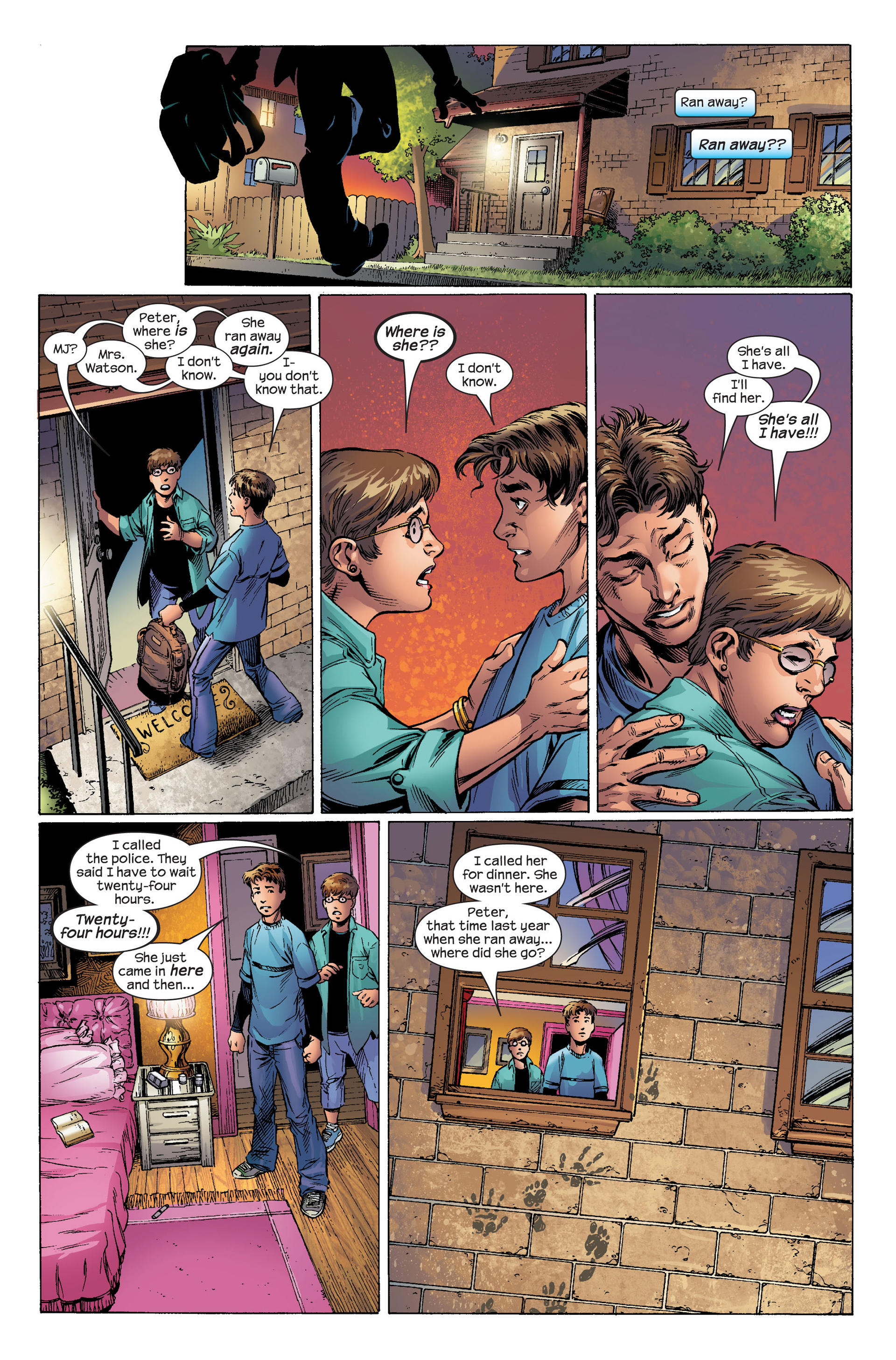 Ultimate Spider-Man (2000) Issue #98 #102 - English 11