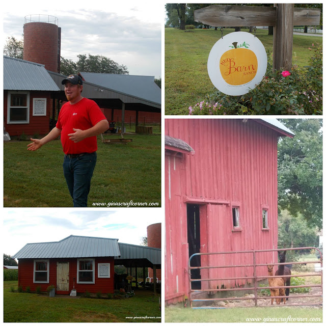 Kansas City Farm Tours w/ MO Farm Bureau by Ginas Craft Corner