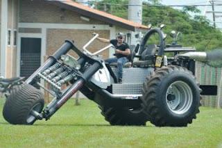 Triciclo Gigante de SP