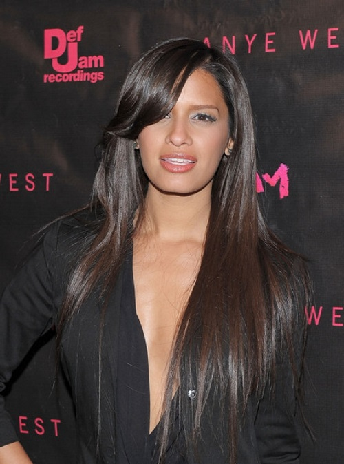 Long Layered Hairstyles for African American Women with Straight Hair