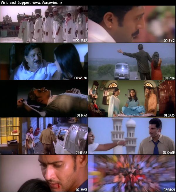 Okkadu 2003 UNCUT Dual Audio Hindi 480p HDRip