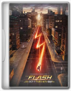 The Flash S1E03   Things You Can't Outrun
