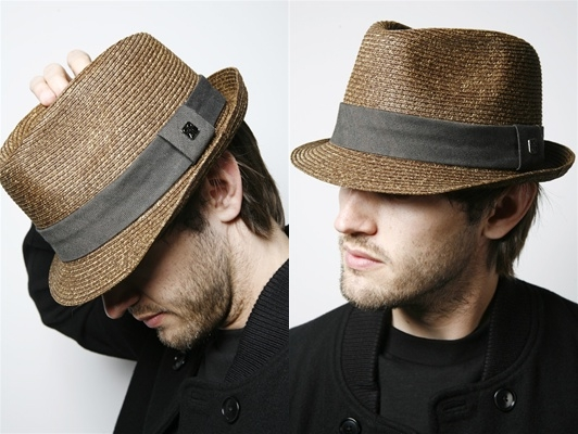 Trendy men's hats