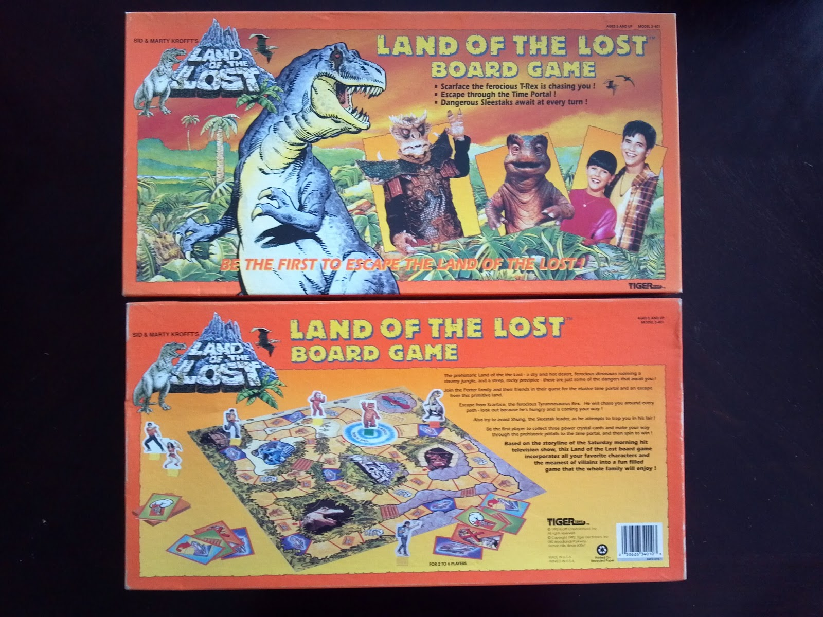Land Of The Lost Characters