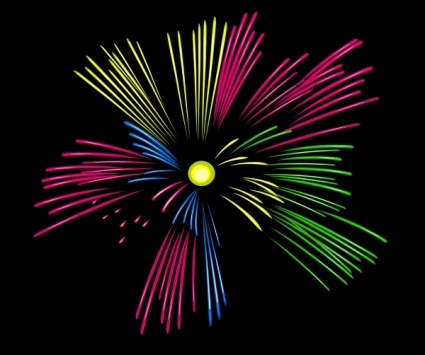 fourth of july clip art images. stars clip art fireworks
