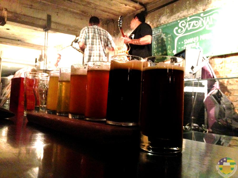 Suas Cervejas Artesanais - AcervA Goiana