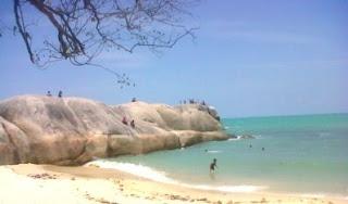 Obyek Wisata Populer di Belitung Selatan
