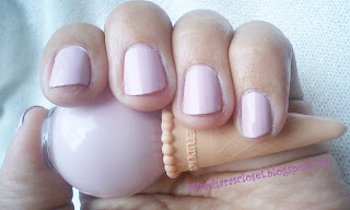 Etude House Ice Cream Nails  #PP501 Blueberry