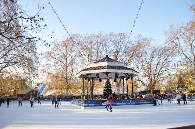 Winter+Wonderland+Hyde+Park+London+ice+skating+rink