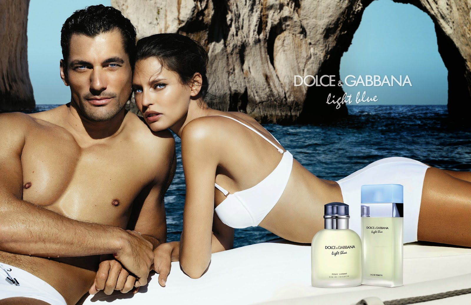 [Sponsored Video] Dolce & Gabbana's Light Blue, a Mediterranean Love Story