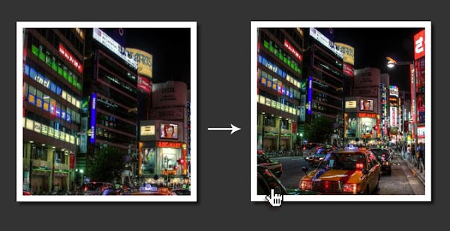 Лучшие CSS эффекты при наведении курсора на изображение