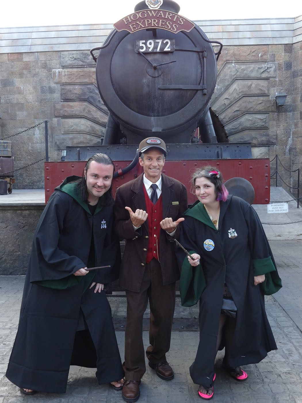 Harry Potter Land Me
