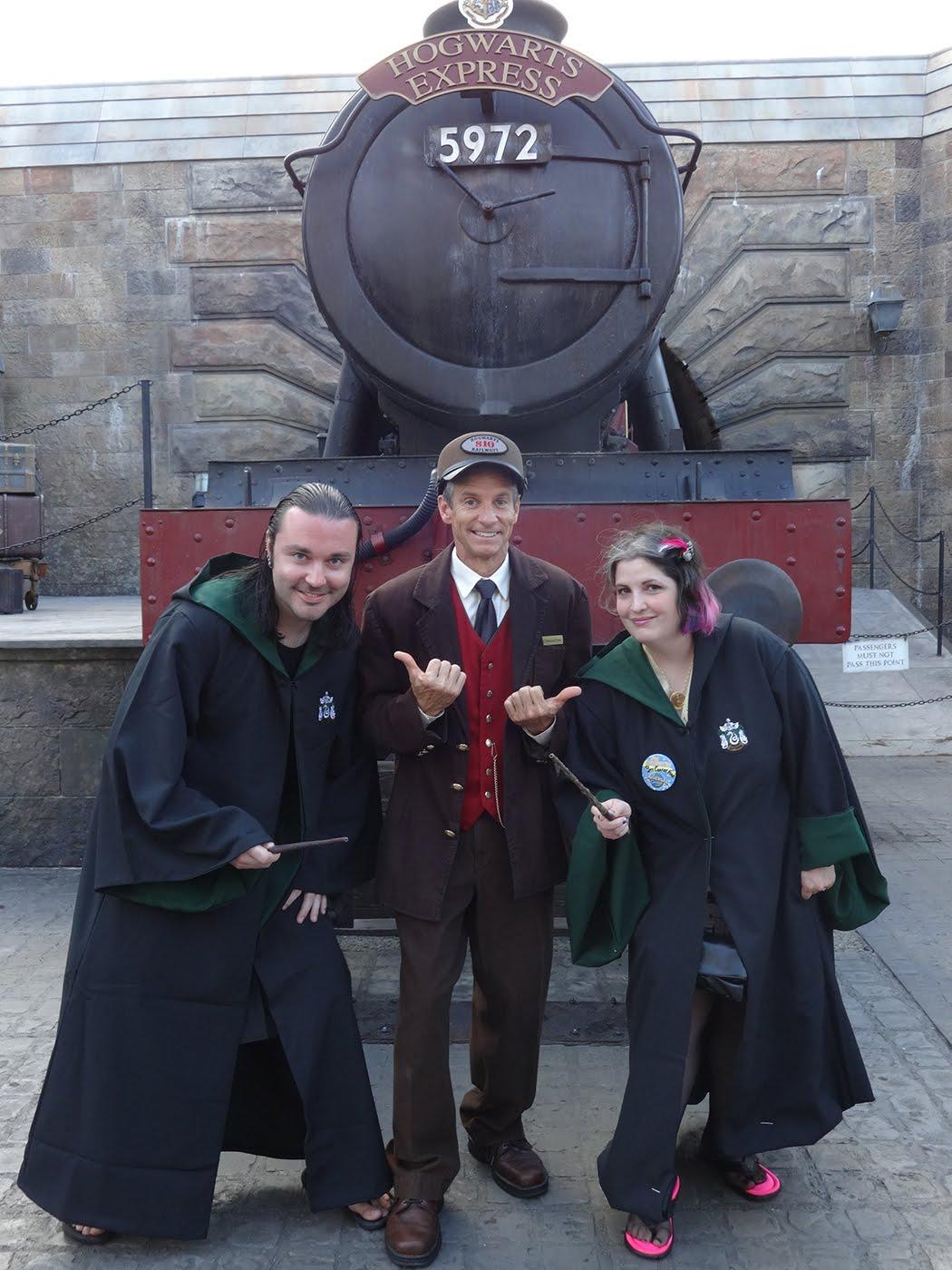 Harry Potter Land Me
