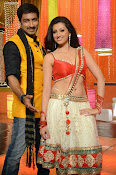 Hamsha Nandini Item Song in Loukyam-thumbnail-6
