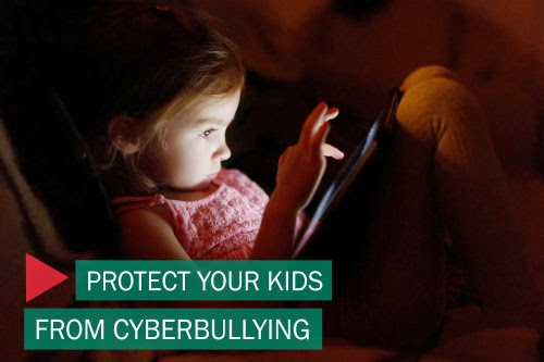 Protect your kids from cyberbullying