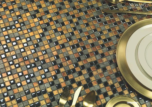 decorar con mosaicos