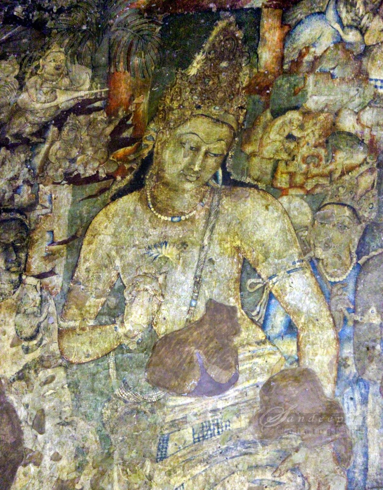 Bodhisatva Padmapani, Mahayana phase