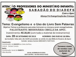 SABADÃO DO DIADEFS COM A APEC