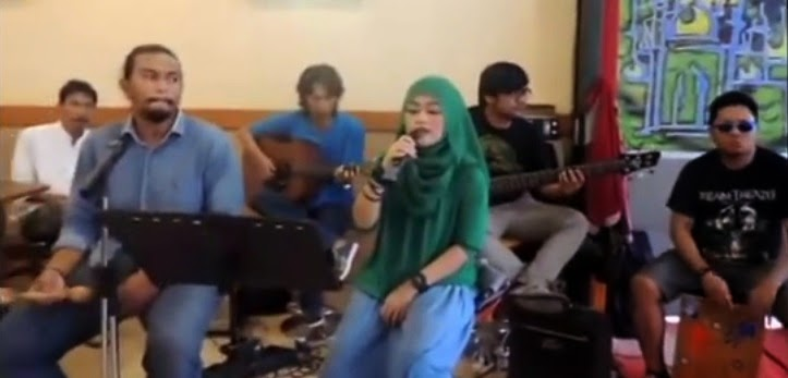 Accoustic Sunday Morning Cover By Magnetic Indonesia♫♥™