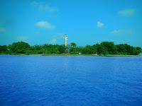 Panorama Eksotis Di Pulau Sebira