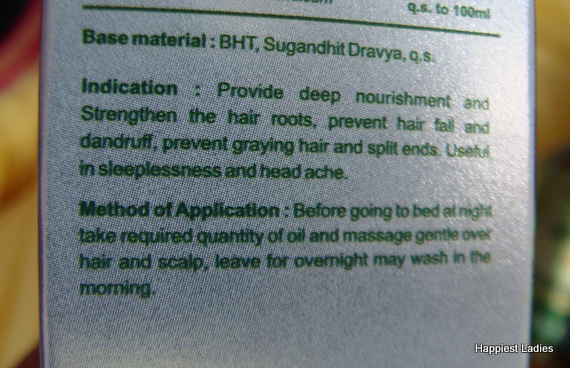 patanjali oil to prevent hair fall