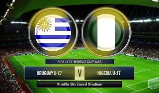 Uruguay U-17 vs Nigeria U-17