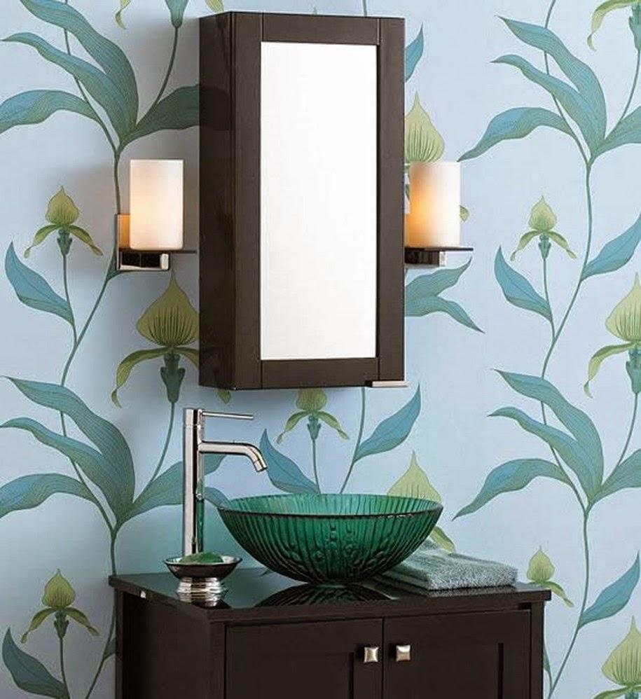 Modern Sink Bowl Bathroom Design Ideas