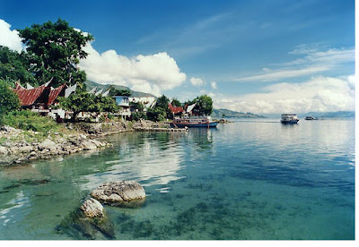 Samosir Island Tourist Places in North Sumatra