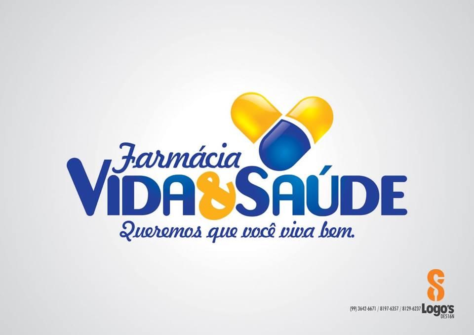 Farmácia Vida e Saúde - Bem no Coração da Cidade - Ao lado da Praça Corrêa de Araújo