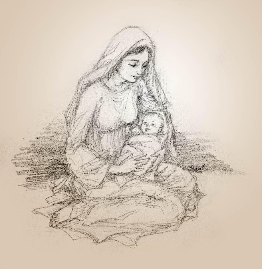 Irka feliz navidad - Dibujos navidenos originales ...