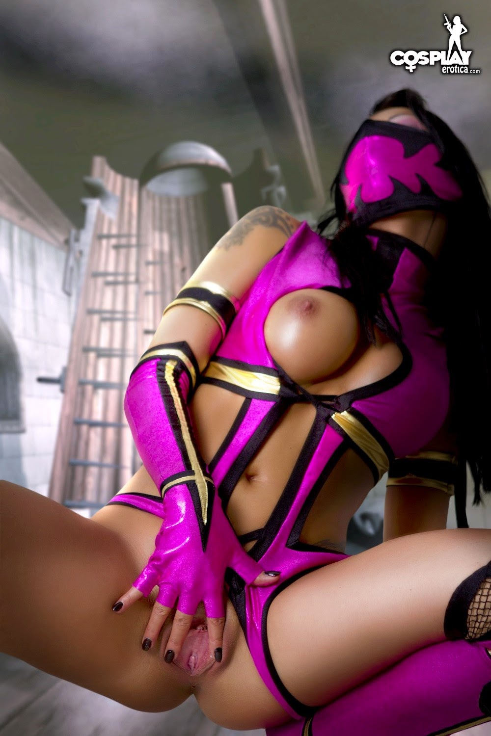 Mortal kombat mileena sexy xxx porncraft photo