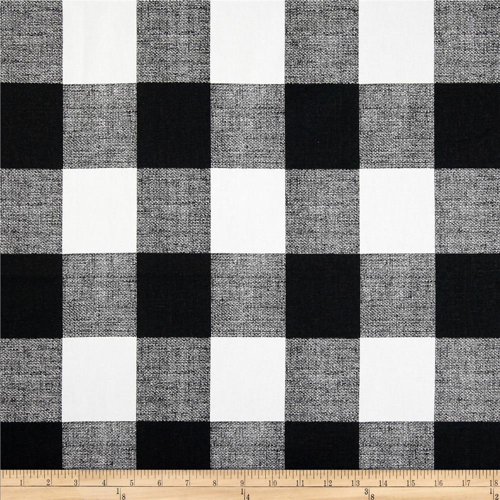 Aesthetic Oiseau Check Fabric On Sale