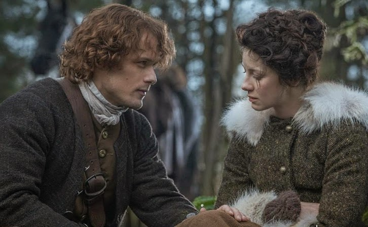 Outlander - Episode 1.10 - By The Pricking of My Thumbs - Full Set of Promotional & BTS Photos