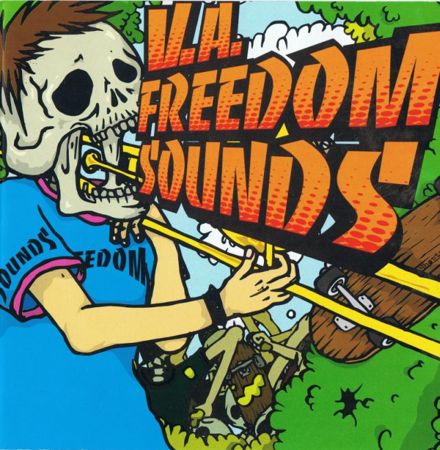 Freedom Sounds* Freedom Sounds, The·featuring Wayne Henderson - People Get Ready