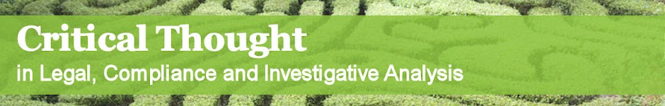 Topiary Discovery LLC - -Critical Thought in Legal, Investigative and Compliance Analytics