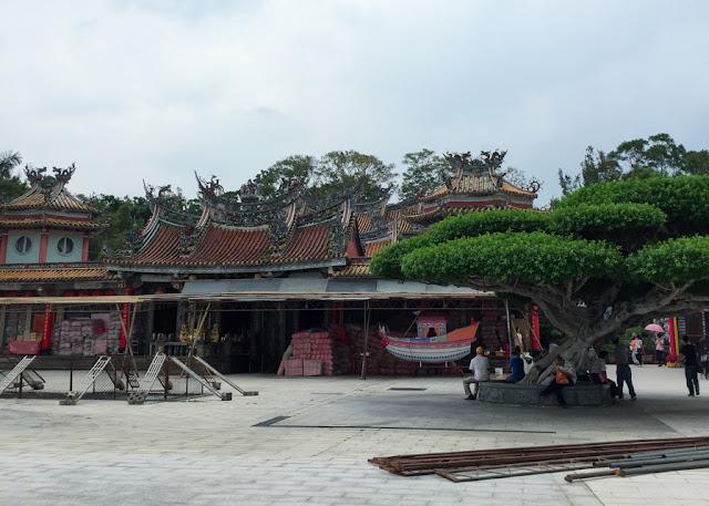 Huiji Temple, Zhishan Taipei