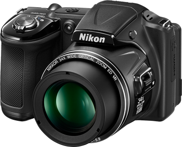 Nikon Coolpix L830 Camera User's Manual
