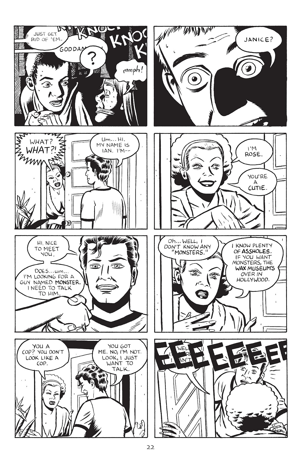 Stray Bullets Issue #28 #28 - English 24