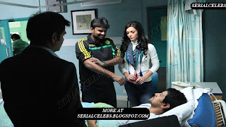 Thaandavam movie on location stills