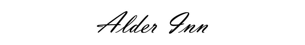 Alder Inn Blog