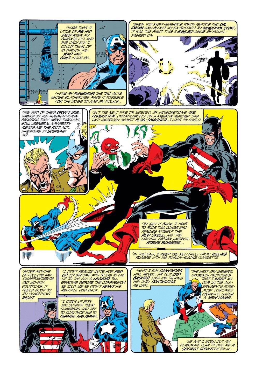 Captain America (1968) Issue #382 #315 - English 23
